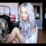 teinture grise pour cheveux. Black Bedroom Furniture Sets. Home Design Ideas