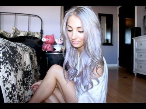 Teinture grise cheveux