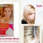 Belle Color Mousse Garnier blond très clair